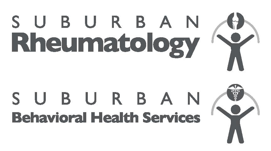 SUBURBAN RHEUMATOLOGY & MEDICAL GROUP Logo